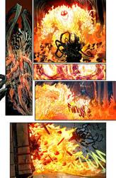 Haunt 23 pg 3 color by ivanplascencia