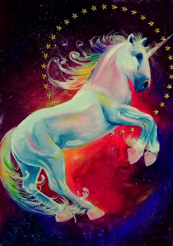 Unicorn by aloe