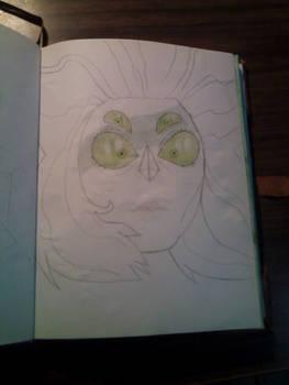 Malachite fast drawing