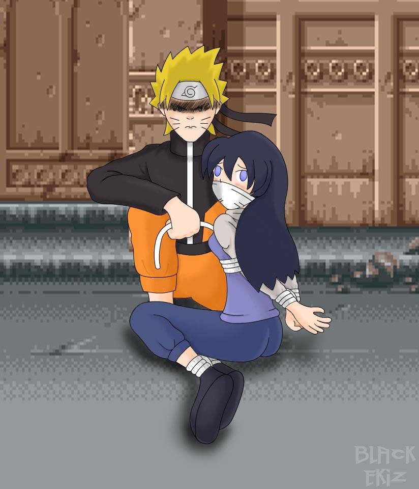 Yamanaka Ino By Rice Su On Deviantart: Hinata Y Naruto By BlackEkiz On DeviantArt