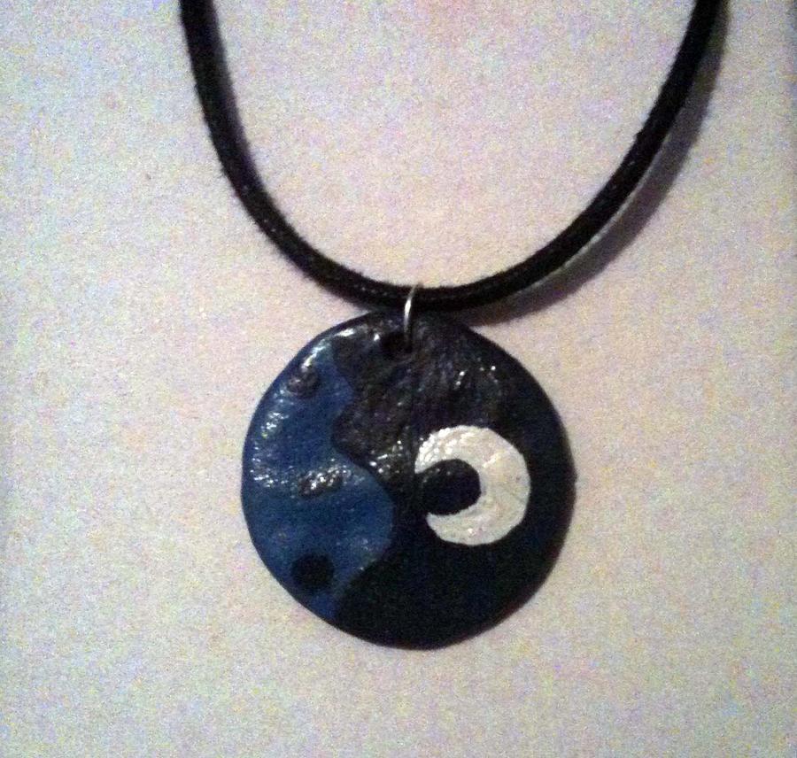 Luna Pendant by Xaphriel