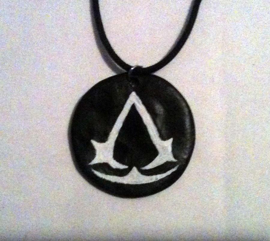 Assassins Insignia Pendant by Xaphriel