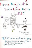 Numa Numa Dance by Naoko-Hirumi