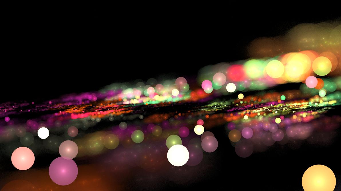 Distant City Lights by shinji-dai