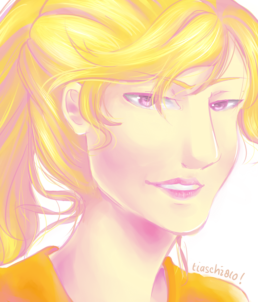 Annabeth Chase by Tiaschi810