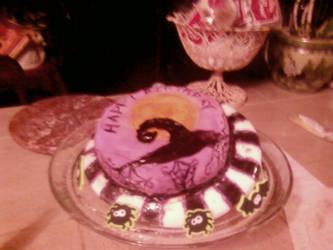 sara's birthday cake by senritsuhiwatari