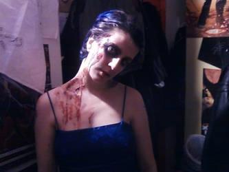 hard to zombify yourself by senritsuhiwatari