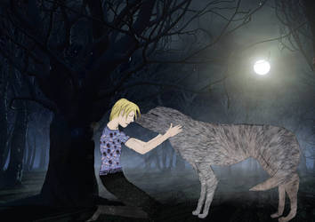 moonlight by senritsuhiwatari