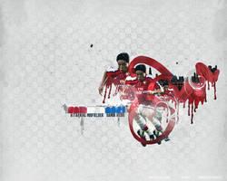 Samir Nasri Wallpaper by MaximiIieus