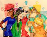 Kids Next Door! by Artfrog75