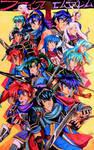 Fire Emblem 90s Anime