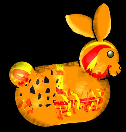 Shelbie Bunny by Lim-Kik
