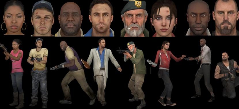 L4D1 and 2 by L4D-4-Life