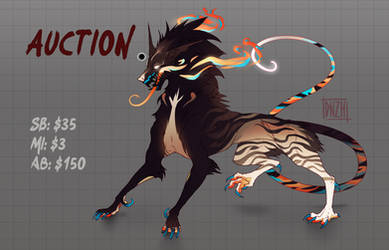 Adoptable #4 AUCTION [SOLD]