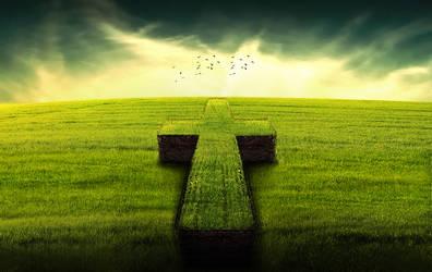 Justice Grass-cross