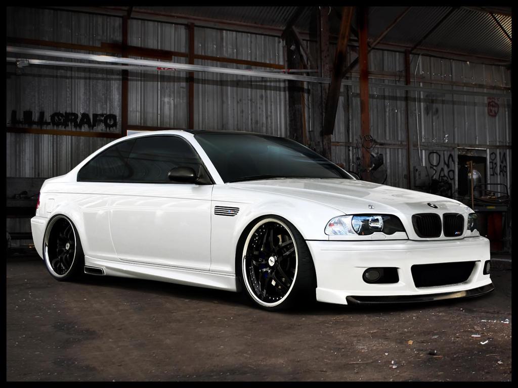 BMW M3 E46 by LillGrafo