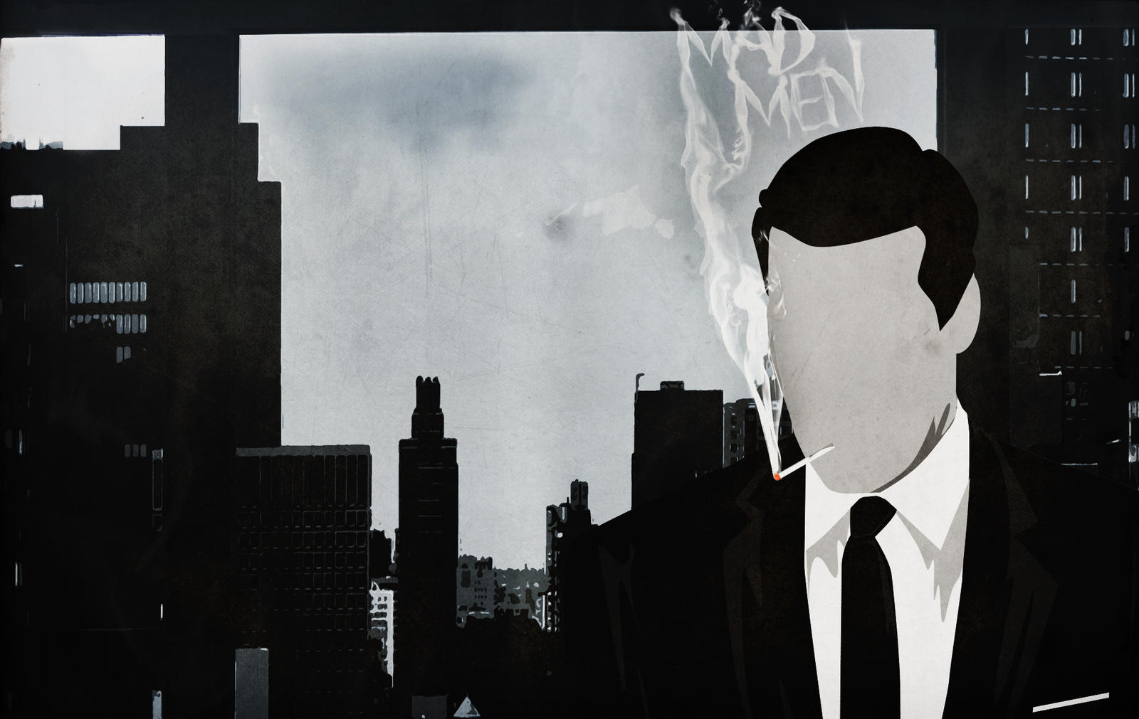 Mad men Wallpaper by LillGrafo