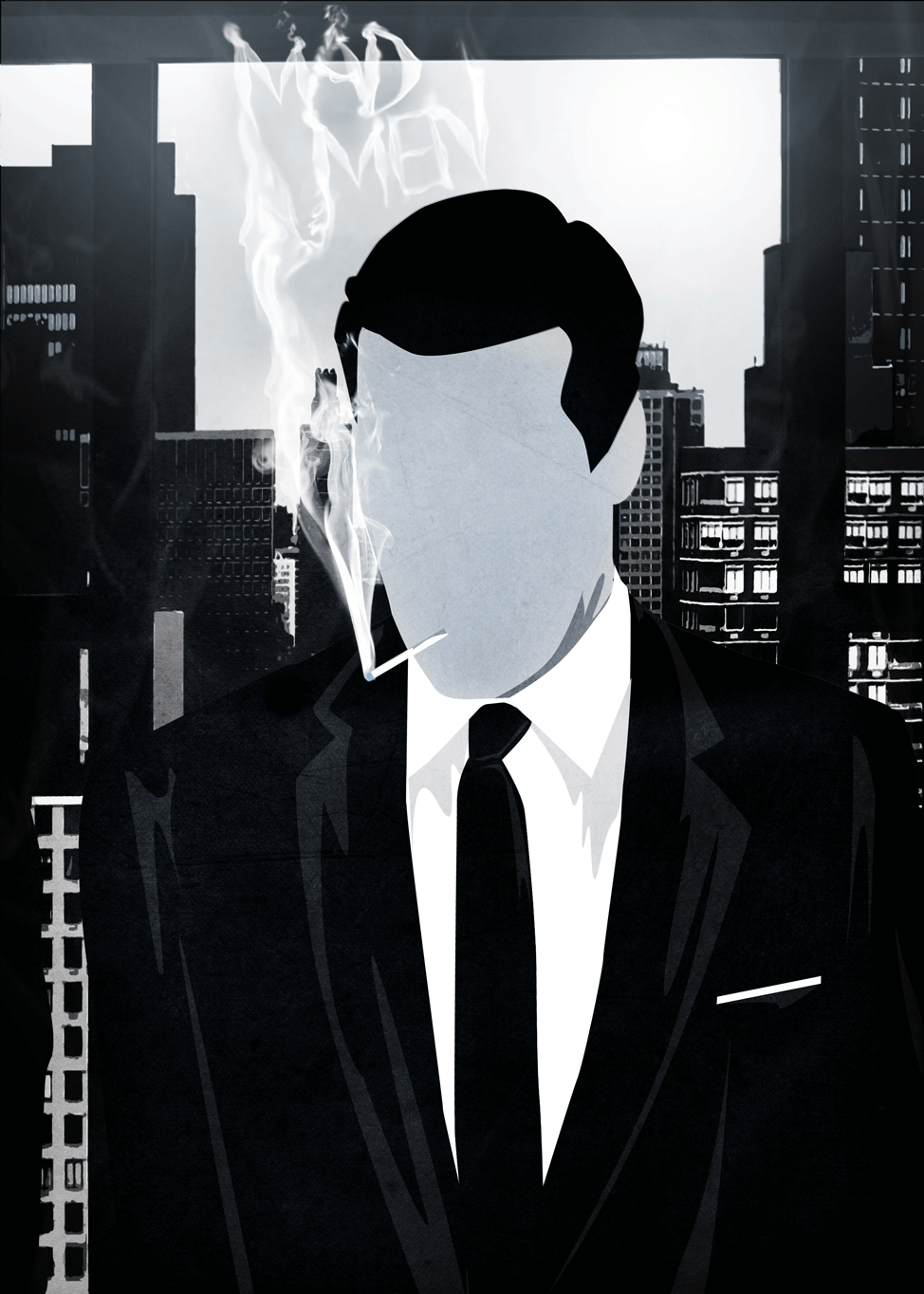 Mad men by LillGrafo