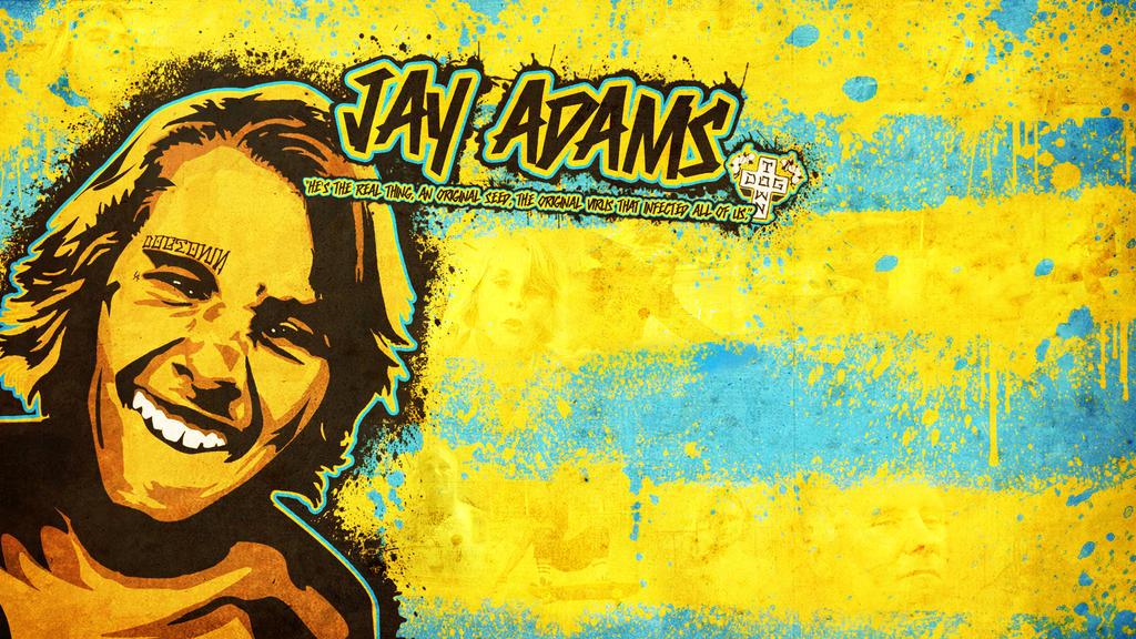 Jay Adams Wallpaper by LillGrafo