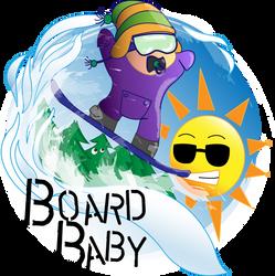 Board Baby logo