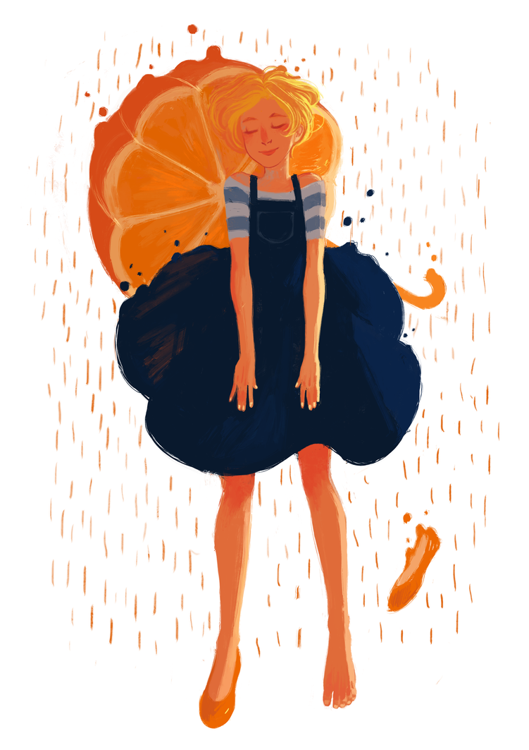 Soda a l'Orange by Clock-Dream
