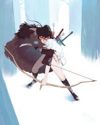 Hunter by Clock-Dream