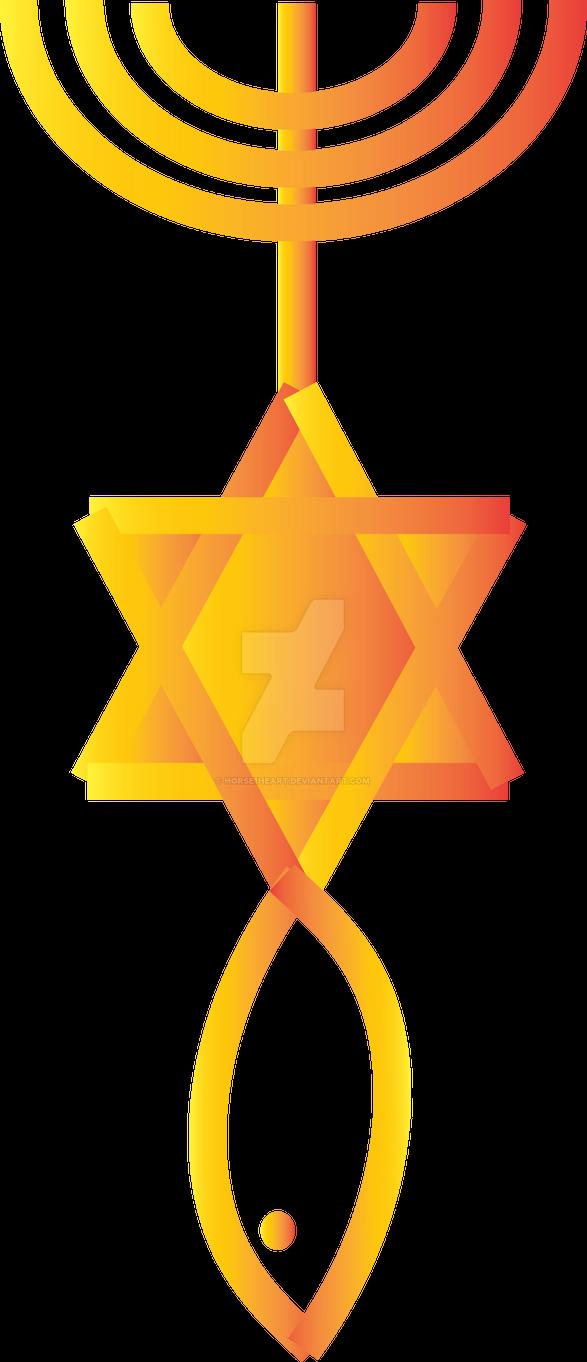 Messianic Jewish Emblem By Horse1heart On Deviantart