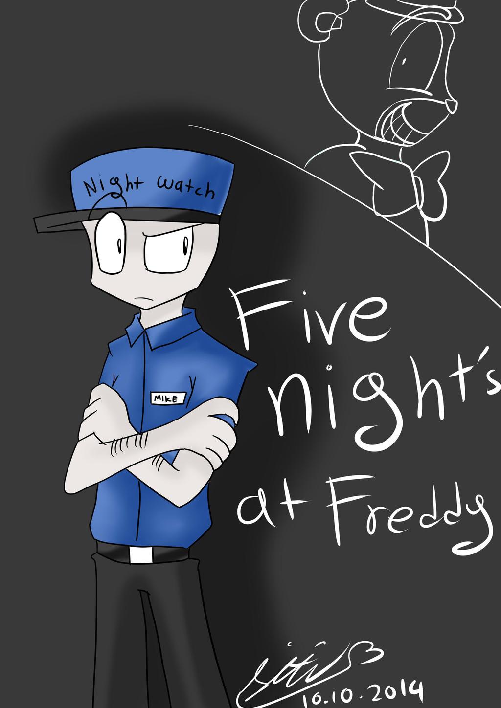 Fnaf night guard creator game reanimators