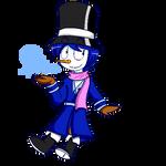 FanArt::Pixel OC Yukiman by Sitinuramjah