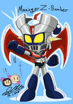 FanArt::Mazinger Z Bomber style by Sitinuramjah