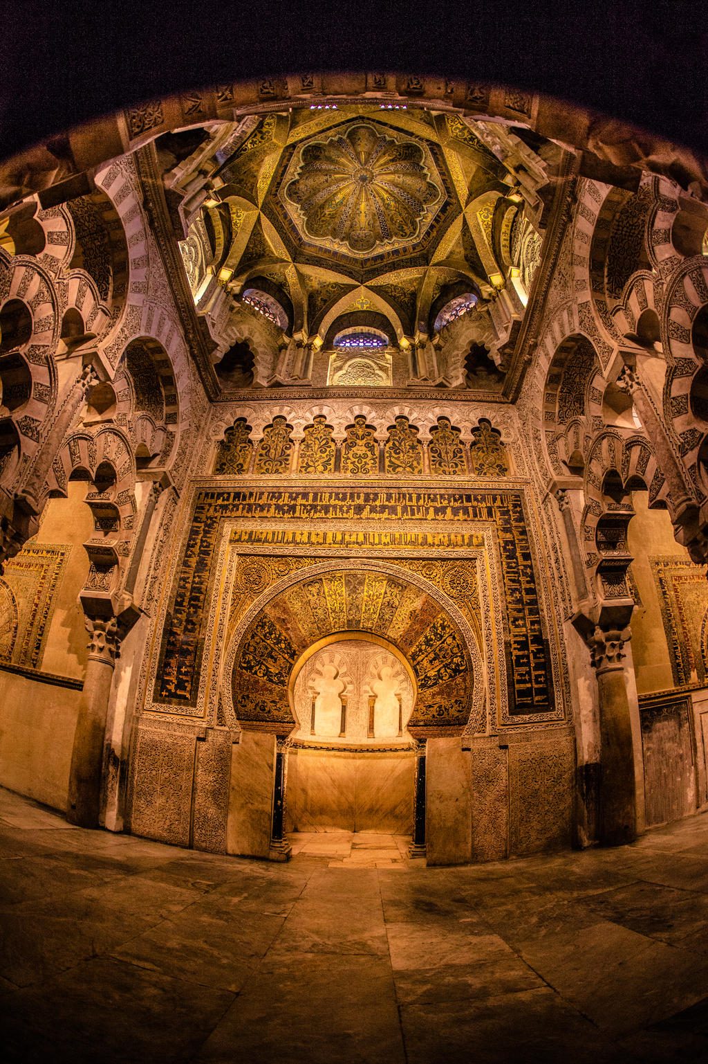 La mezquita de Cordoba by MissPoc