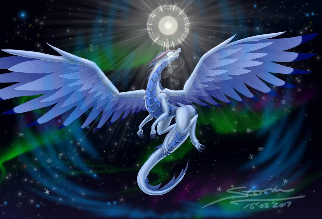 High Comet Dragon: Halley