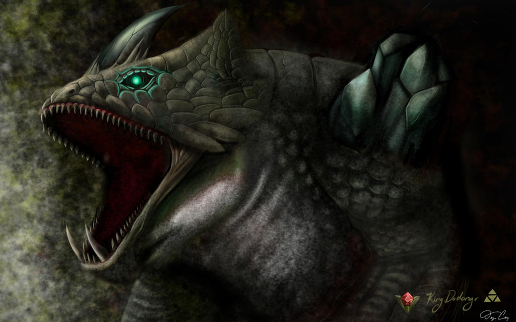 Legend of Zelda: King Dodongo by UwiGoncho