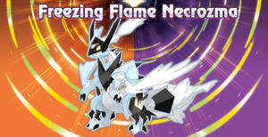[Pokemon Edit] Freezing Flame Necrozma