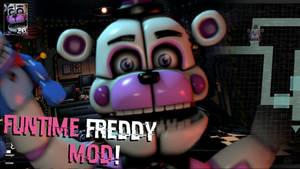 [FNaF Mod] Funtime Freddy in UCN!