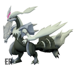 [Pokemon SFM] Shiny White Kyurem