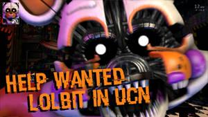 [FNaF Mod] 'Help Wanted' Lolbit in UCN!