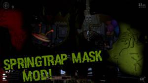 [FNaF Mod] Springtrap Mask in UCN!