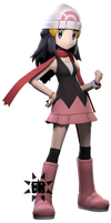 [Pokemon SFM] Dawn Render