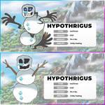 [Pokemon Edit] Hypothrigus, a Regional Cofagrigus
