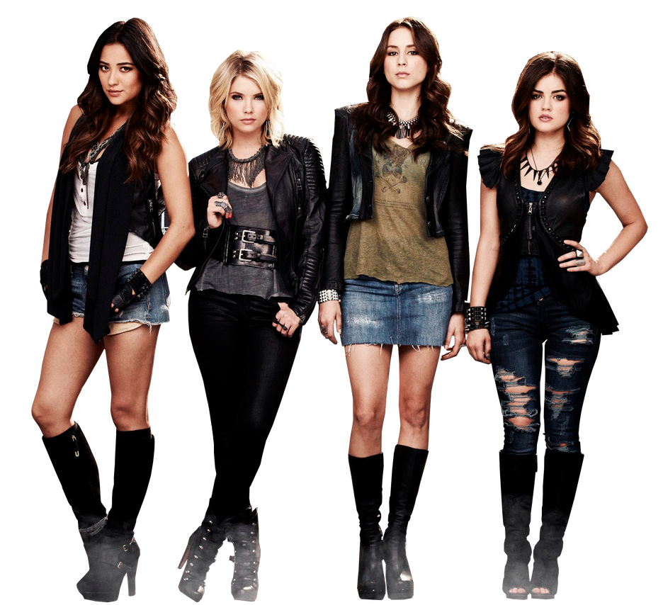 Pretty Little Liars #1 PNG by fcseleninha on DeviantArt