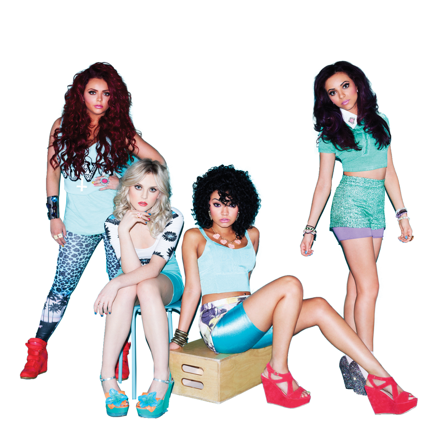 Little Mix PNG #1 by fcseleninha