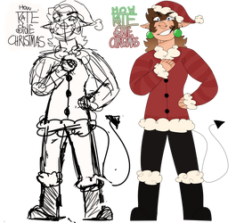 How Kate Stole Christmas by TheWheezeKnees