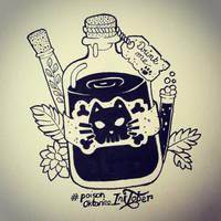 Poison Inktober 2017
