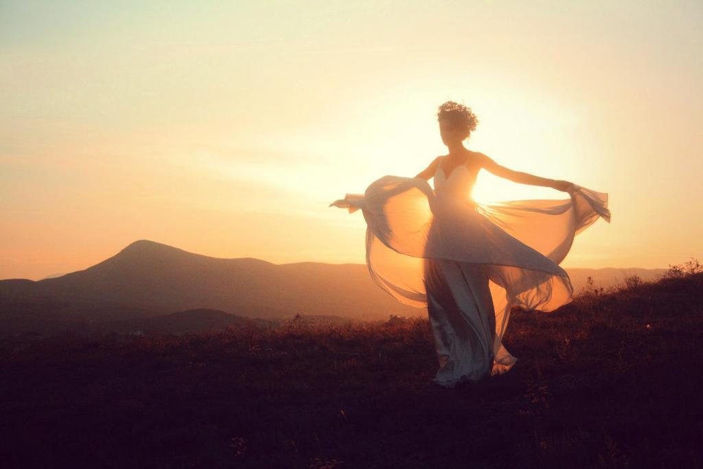In the sun by MarinaVroda