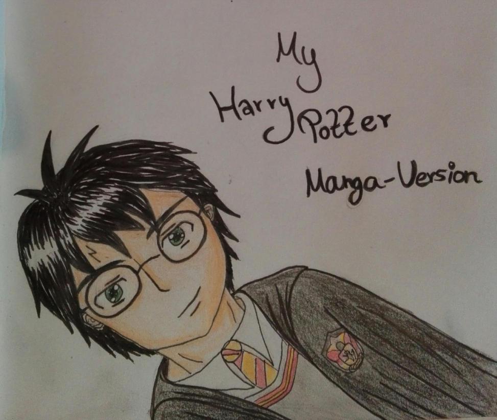 Harry Potter by 4ntoniax3