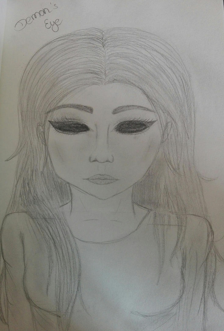Demon's Eye by 4ntoniax3