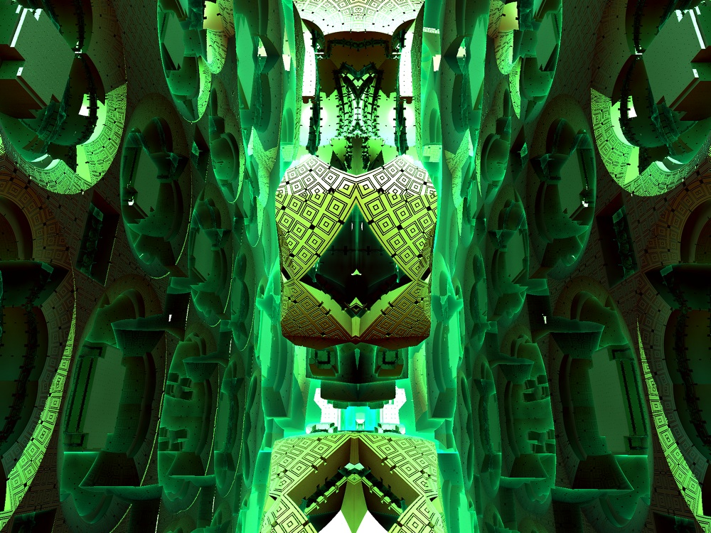 Emerald Homonculous by SilenceOfStars