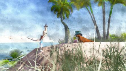 The Oceanside Encounter by SilenceOfStars