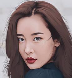Lee Sunmi by Agamnn17